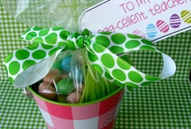 Easter Crafts and Gift Ideas / by Rachael Terantino