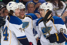 St. Louis Blues / by Justin Gibson