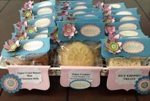 Bake sale goodies / by Janet Namba