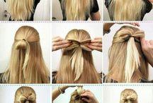 hairstyles / by apurva v