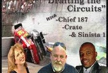 """""""Drafting the Circuits"""" / by Candice Smith"""