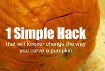 Fall/Halloween / Fall, fall time, Halloween, cool weather, fall decor, fall decorating, fall home decor, fall home decorating  / by Lisa L