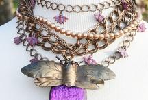 Necklaces / by Olga Adler -- Interior Designer