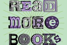Books, books, and more books / by Tonilynne Barron