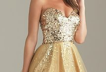 Homecoming/Prom dresses / by Darrion Couch