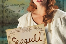 """Seagull (2012) / On a 19th-century Russian lakeside estate, the magic of summer evokes passion in three generations of self-doubting artists. Masha pines for the young writer Kostya, but Kostya yearns for the aspiring actress Nina, who is infatuated with the older novelist Trigorin. Trigorin """"loves"""" both Nina and theatre diva Irina. Irina decidedly loves herself. And everyone aches for recognition, as artists and as human beings. / by Oregon Shakespeare Festival"""