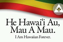 Hawaiian Language / by Mailan'i