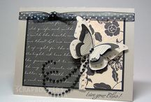 Homemade cards / by Sheryl Burr