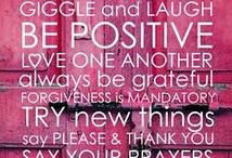 I believe... / by Shawn Neally