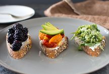 [Food] Healthy starters / by Silvia Boscolo