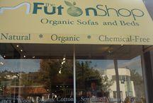 The Futon Shop San Diego / 7470 Girard Ave. San Diego, CA 92037 (858) 729-1892 / by The Futon Shop Organic Futons & Mattresses