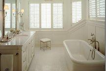 Bathrooms / Calgon take me away!!! / by Roxanne