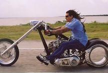 2-wheelers / by Alfred Jessop