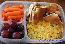 Awesome healthy Lunches / by Wendy Mischle