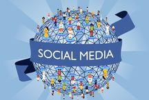Social Media  / by Melinda Stanley