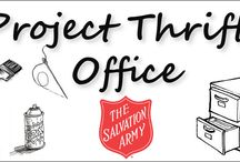 Project Thrifty Office / by The Salvation Army of Coastal Alabama