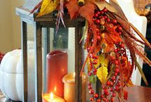 Autumn Inspiration / by Melinda Huggins