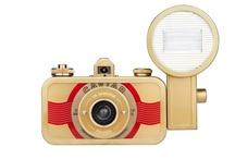 retro cameras / by Christa of C Designs