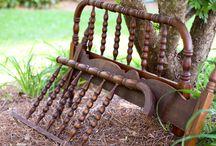 Trash to treasure gardens / by Kathy Ceurvels Garrigan