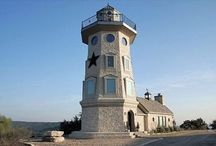 lighthouses / by Marcelle Sussman Fischler