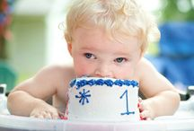 First Birthday! / by Olivia Lovely