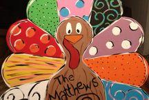 Thanksgiving / by Heather Lumsden