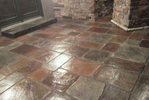 Home. Flooring & Tile / by J M D