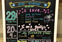 Birthday Ideas / by Ashley Dirks