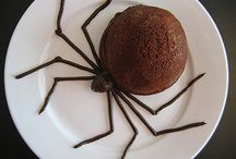 Halloween / Halloween is one of my favorite holidays. I love costumes and food shaped like spiders. / by Lillian Connelly