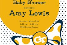 Baby Shower Ideas / by Karrie Kirik