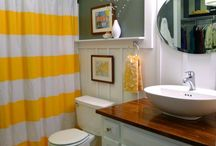 Need-To-Have Bathrooms / by SAS Interiors Jenna Burger