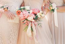 Fantasy Wedding Ideas - The Dresses / Dresses for the Bride and her Ladies / by Kristen Watts