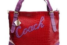 Bag-Purse-Satchel-Handbag-Rucksack-Clutch / by Jodie Bodine