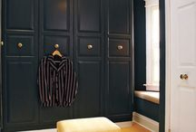 CLOSET & DRESSING ROOMS / by jennifer john interiors
