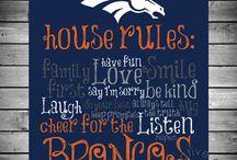 Broncos Country! / by Stephanie Sparks