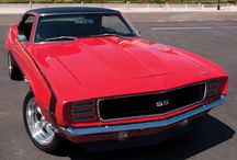Featured Camaros / This is collection of stories of featured Camaros. / by Rick's Camaros