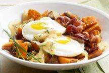 Food | Breakfast / by Jennifer Fowler