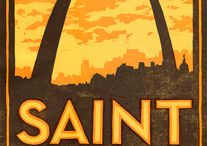 St. Louis - Gateway to the West / by Cynthia Lourwood