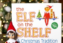 Ideas for Scout Elves / Santa's favorite scout elves do the funniest, sweetest, craftiest things!  / by The Elf on the Shelf