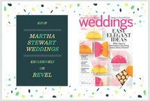 REVEL: Shop Martha Stewart Weddings / by REVEL