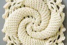 Crochet Motifs, Ornaments & Flowers / by Deanna Hoffman