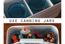 Organized kids / by Jenn Cahill-Woodling