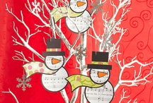 christmas crafts / by Peggy Young