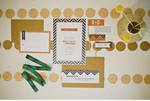 wedding stationery / wedding stationery by blushprintables (www.blushprintables.com) / by Blush Printables