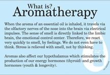 Nose Knows-Science of Aromatherapy / by Toni Brandt