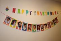 Happy Birthday to.. / by Ashley Grimm