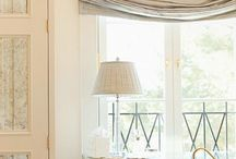 Window Treatments / by Sarah Bradburn --Interior Designer