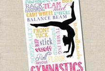 My Whole Life / Gymnastics is Amazing! / by Ellie Duffy