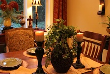 Tuscan Decor * / Beautiful Tuscan inspired decor from around the world. / by Decor Spark