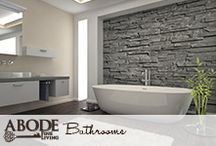 Bathrooms / by Abode Fine Living